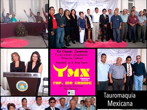 Declaran PCI a la Fiesta en Río Grande
