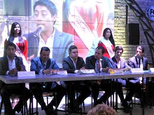 Presentan carteles para la Feria de Pachuca