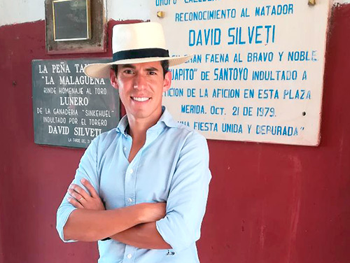 """Me llena de ilusión volver a Mérida"": Silveti"