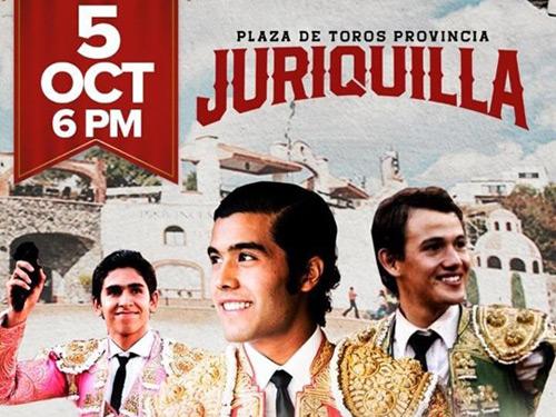 Atractiva combinación novilleril en Juriquilla