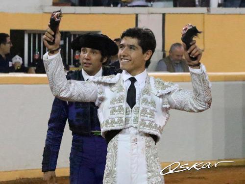 Triunfa Luis David en Juriquilla