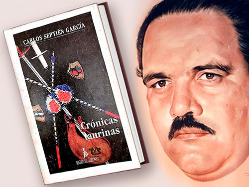 """Libros: """"Crónicas Taurinas"""" de Carlos Septién"""