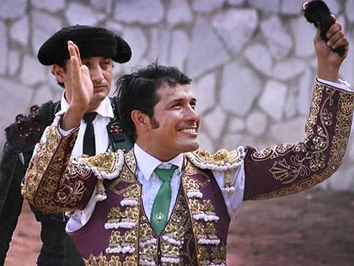 """Christian destaca en el cortijo """"Las Fuentes"""""""