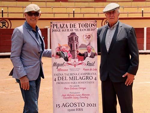 Ponce de León y Villanueva, 50 años después