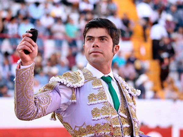 Fermín Rivera corta la única oreja en Juchipila