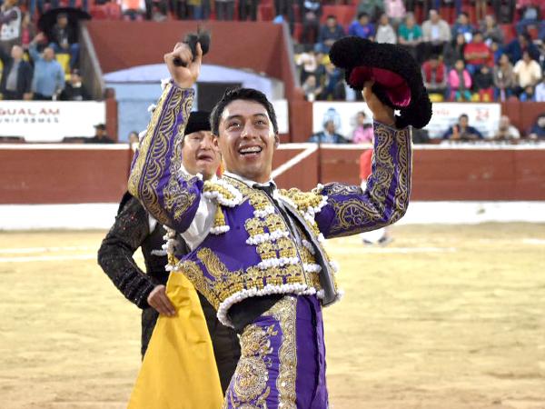 Nuevo triunfo de Sergio Flores en Mérida