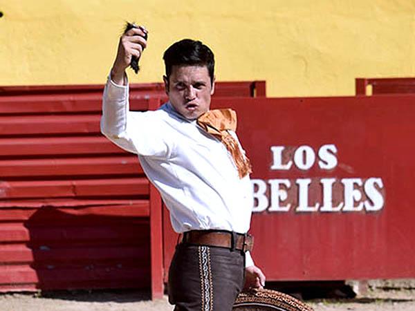César Ibelles corta sendas orejas en Atizapán