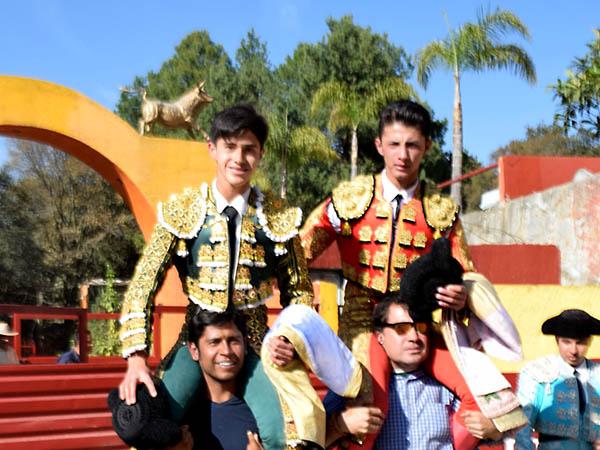 Ibelles y Antar comparten triunfo en Atizapán