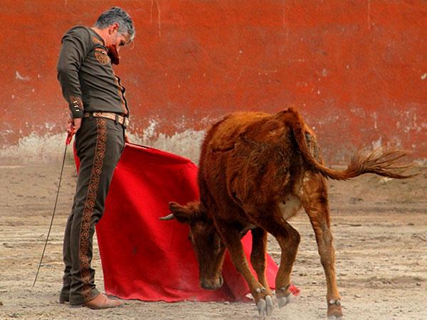 Pizarro y Jerónimo ensayan en Raúl Cervantes