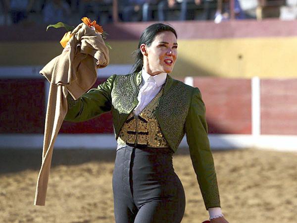 Mónica Serrano destaca en Beja