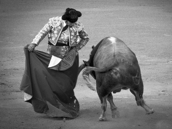 Talavante corta la única oreja en Sevilla
