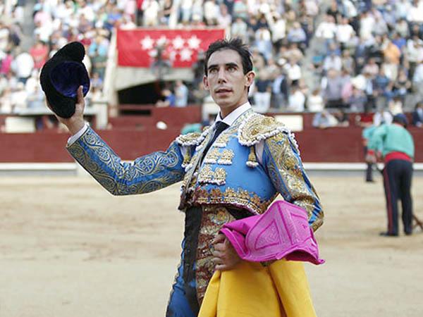 Fortes da una vuelta al ruedo en Madrid