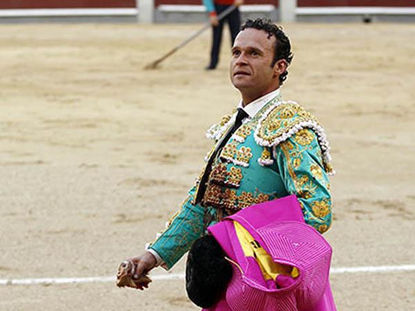 Ferrera corta una oreja de peso en Madrid