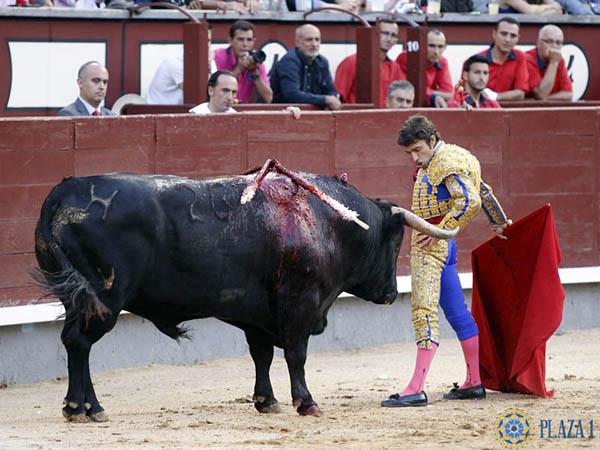 Robleño y Venegas destacan en Madrid