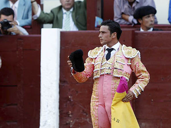 Alberto Aguilar destaca en Madrid