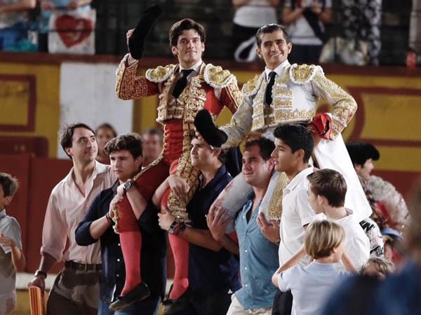 Rotundo triunfo de Joselito Adame en Badajoz