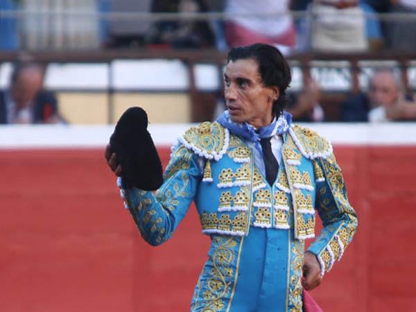 Curro Díaz corta una oreja en Bilbao