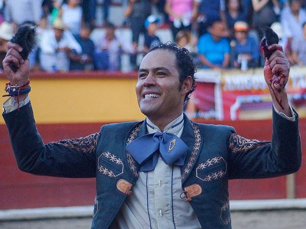 Angelino, prueba superada en Tlaxcala