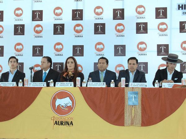 Innovación Taurina y Casa Toreros, en Pachuca