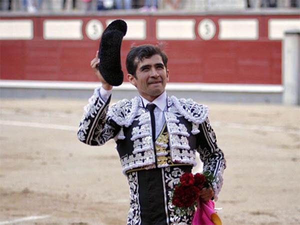 Joselito Adame da una vuelta en Madrid