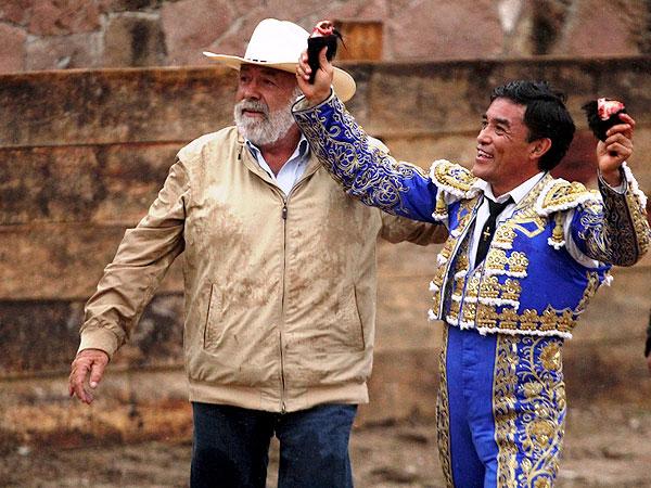 Rafael Ortega triunfa en Ixtacamaxtitlán