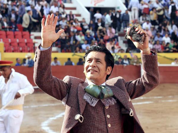 El Zapata brilla en el festival de Pachuca