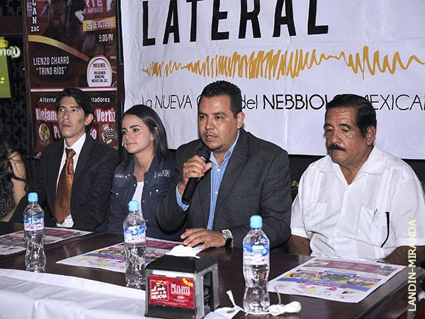 Hermoso actuará el domingo 29 en Nochistlán