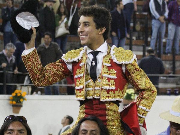Rotundo triunfo de Leo Valadez en Juriquilla