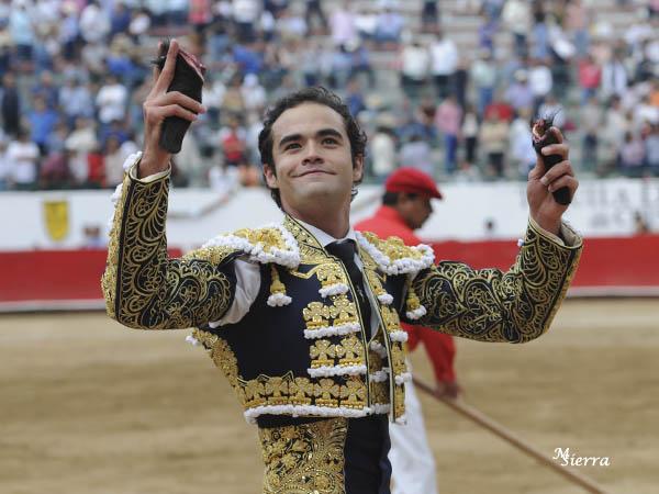Juan Pablo Sánchez triunfa en Guadalajara