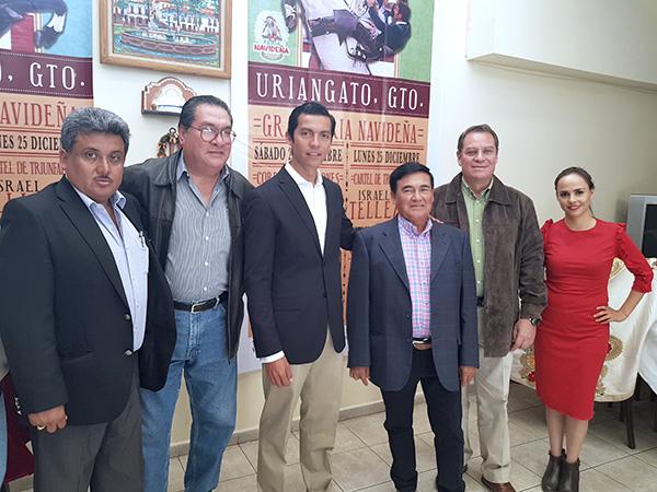 Programan dos corridas de feria en Uriangato