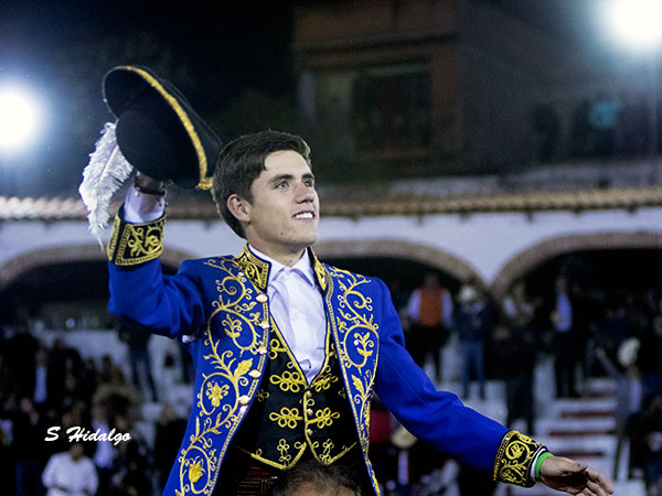 Guillermo triunfa en San Miguel de Allende