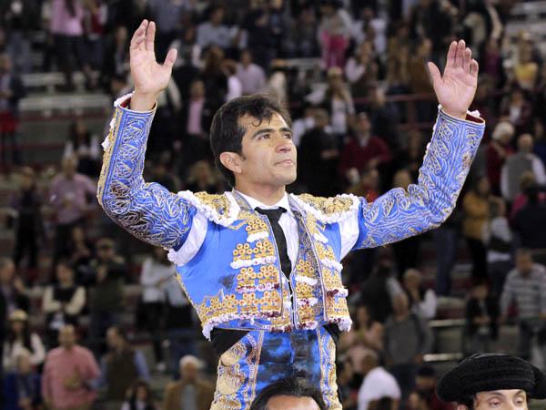 Rotundo triunfo de Joselito en Guadalajara