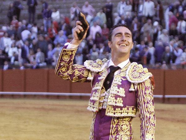 El Fandi corta la única oreja en Sevilla