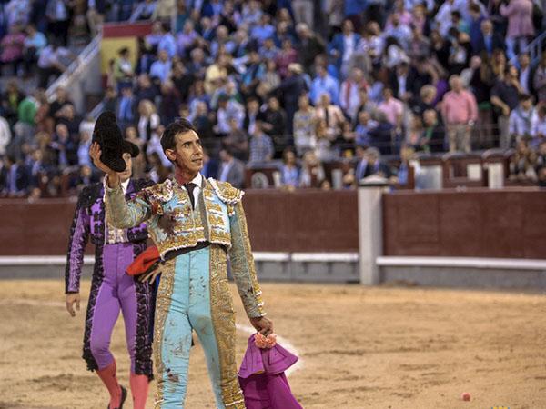 Jiménez Fortes destaca en Las Ventas