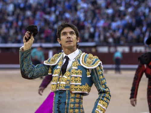 Castella corta la única oreja en Las Ventas
