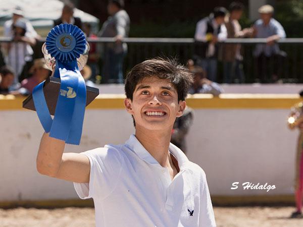Ibelles gana el trofeo en los Azulejos