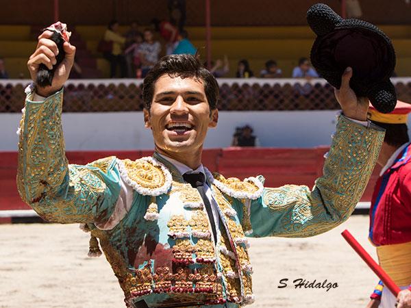 Martínez corta una oreja en La Florecita