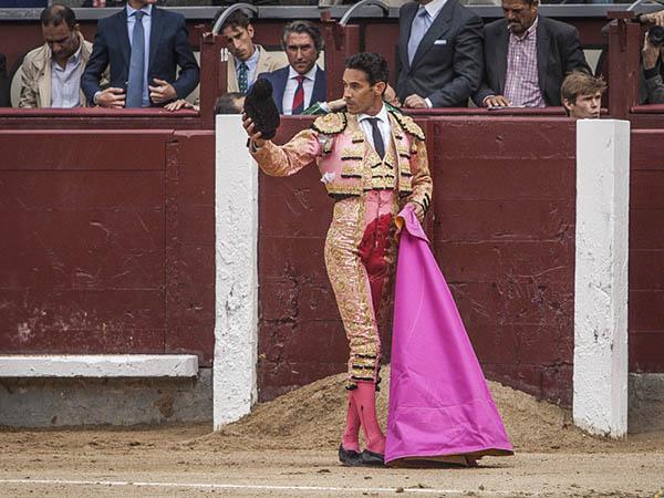 Vicente y Cortés destacan en Madrid
