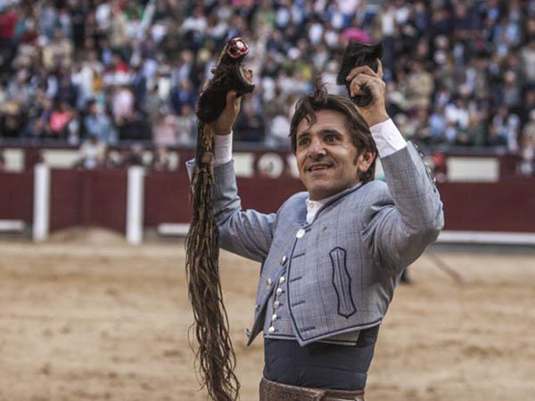 Histórico triunfo de Ventura en Las Ventas