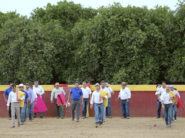 Toreros mexicanos tientan en Estados Unidos