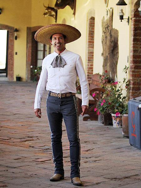 Jerónimo, a punto para Teziutlán