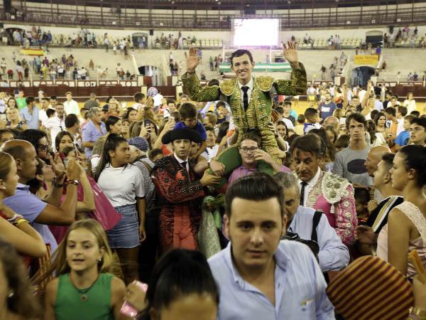 Miguel Aguilar gana el certamen en Málaga