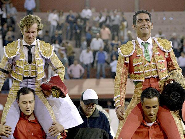Garibay indulta un toro en San Luis Potosí