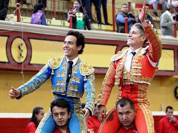 Pizarro y Ferrer comparten triunfo en Teziutlán