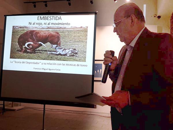Pancho Miguel presenta su libro en ZAC