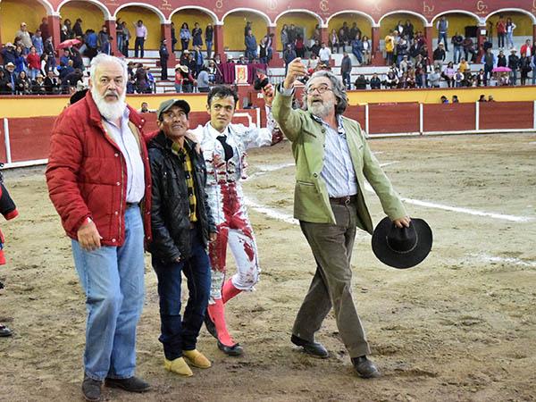 José María Macías triunfa en Tlaxcala