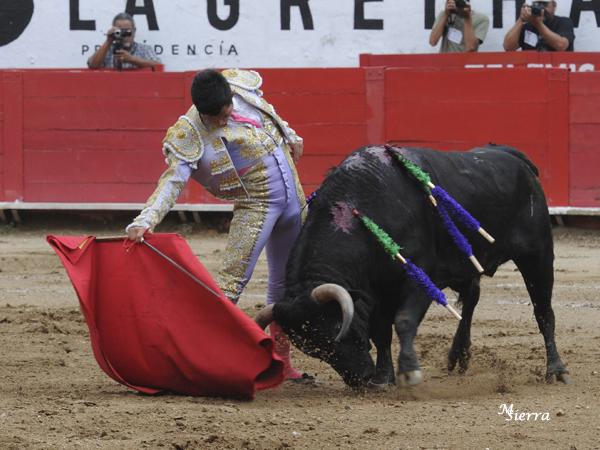 Sobresale Mirafuentes; Martínez, herido