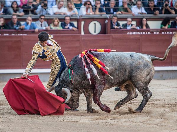 Decepción ganadera en Las Ventas
