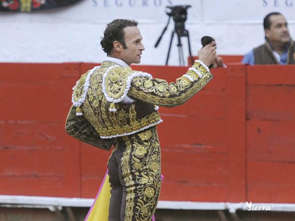 Ferrera y El Payo cortan oreja en GDL