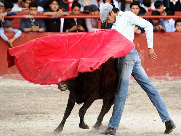Gran asistencia a las tientas de Tlaxcala